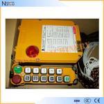 China Housing Industrial Radio Remote Controller In Durable Nylon-Fiber , TELECRANE F24-10S wholesale