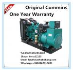 Cummins 125kva diesel generator set