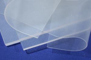 China Heat Resistant Silicone Rubber Sheet, Medical/food grade and popular in the medical/food industry on sale