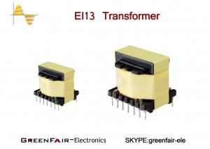 China Small Volume EI10 Switch Mode Power Supply Transformer Lightweight High Inductance Value on sale