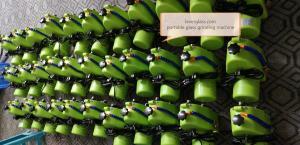 China Portable hand Glass Grinding machine on sale