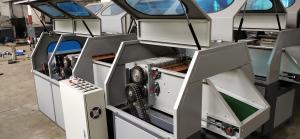 China Sofa Foam Cutting Machine 10*8mm Cutting Width 150 kg/h Capacity on sale