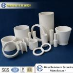 Wear Resistant Alumina Ceramic Pipe Liner for Material Conveying System