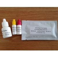 Trustworthy Mononucleosis Rapid Test Kits Cassette CE Certified