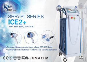 China E-Light Intense Pulsed Light IPL Laser Equipment With Cold Compress Head Cooling on sale
