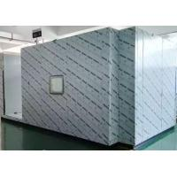 Walk In Temperature And Humidity Chamber For Vehicle Automotive Components Cable Wires Testing