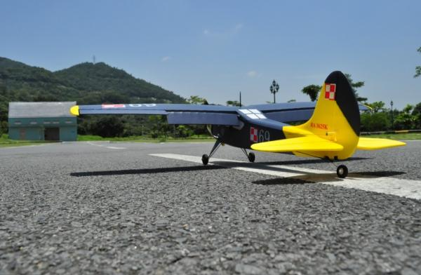 10A Brushless Trainer RC Airplanes EPO RTF with 2 4Ghz