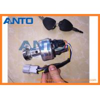 China 21E6-10430 R210-7 R210-3 Ignition Switch Assembly With Key For Hyundai Excavator Parts on sale