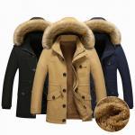 NianJeep brand clothing spring men jackets cheap warm coats