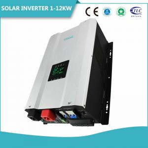 China 1 - 8KW Low Self - Consumption Solar Power Inverter With RS232 Communication on sale