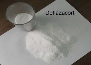 China Anti - Inflammatory Oral Anabolic Steroids Glucocorticoid Pharmacy Powder Deflazacort CAS 14484-47-0 on sale