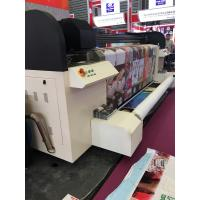 High Speed Industrial Kyocera Head Fabric Printer For Indoor & Outdoor Field