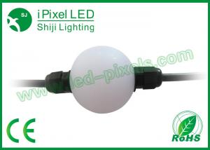 China DMX 512 Controller 50mm Pixel Christmas Lights Ball Control Madrix Software on sale