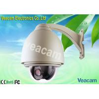 Aluminum Alloy IP 66 High Speed Dome Camera Compatible With SONY / HITACHI For Outdoor Use