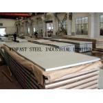 2507 1,4410 de aço inoxidável frente e verso super laminados a alta temperatura/laminados