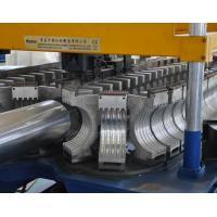 China PP PE PVC EVA PA Plastic Single Wall Corrugated Pipe Extrusion Line Pipe Hose Blowing Corrugation Machine on sale