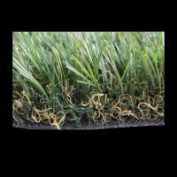 Garden Outdoor Artificial Grass 40mm Height For Decoration / Artificial Grass Lawn