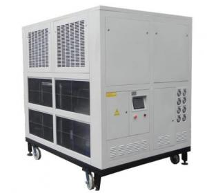 China Industrial Air Cooled Chiller Unit for Mould Cooling 3N - 380V 50HZ Power on sale