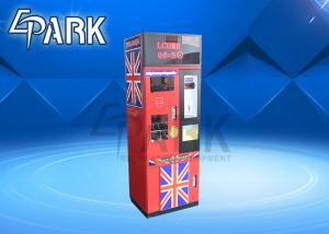 China Currency Coin Change Hockey Game Machine  Automatic Bill Exchange Machine for shopping hall on sale