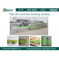 Commercial Cereal Bar Production Line 9kw for Peanut Bar Forming