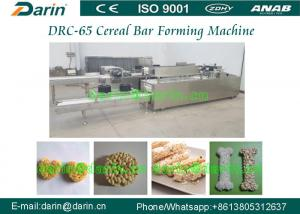 China Commercial Cereal Bar Production Line 9kw for Peanut Bar Forming on sale