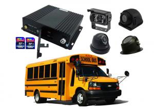 China DVR sd card recorder 4 channel with 4G GPS WIFI for Option for vehicle on sale