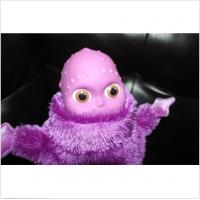 Purple Electronic Musical Plush Toy Hasbro Works 14 Inch With Boohbah Dance Along Zumbah