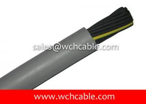 China UL20978 X-Ray Equipment UL-Rated PUR Sheathed Control Cable UV Resistant on sale