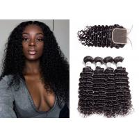 Smooth Deep Curly Weave , QueenLife Deep Curly Indian Remy Hair