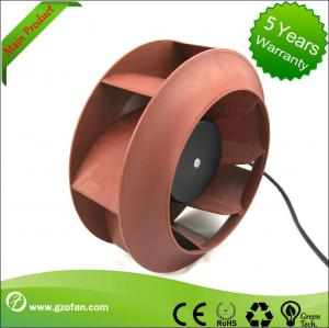 China Floor Ventilation 24V DC Centrifugal Blower Fan With PAM / PWM Control on sale