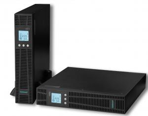 China Double Conversion Rack Mount Dc Power Supply , High Frequency Rack Mount Ups on sale