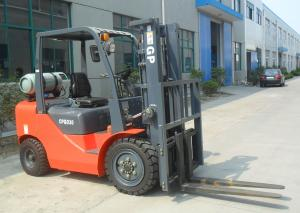 China 3 t hydraulic gasoline counterbalance forklift on sale