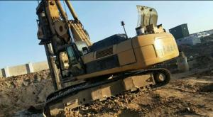 China Rotary drilling rig Zoomlion ZR220 for sale on sale