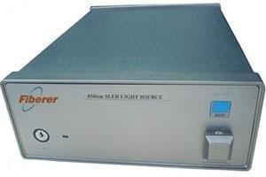 China 1250~1650nm 1230~1650nm 1260~1630nm SLED Light Source on sale
