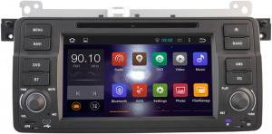 China WiFi 3G BMW E46 Navigation DVD , BMW GPS DVD Player 3 Series 1998 - 2005 on sale