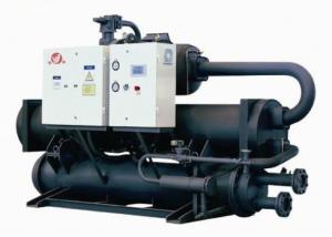 China Outdoor Water To Water Geothermal Heat Pump , Heating Floor Groundwater Heat Pump on sale