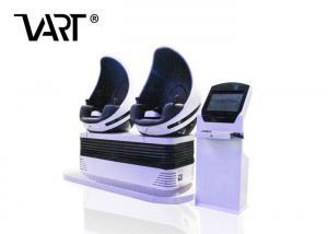 China Amazing VR 3d Glasses 9d Theater VR Cinema Equipment Golden Color / Black / Blue on sale