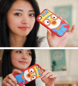 China Penguin Phone Case Animal Shape on sale