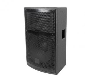 China 15 Inch Pro Audio Sound System , Professional Passive PA Speaker System 600W on sale