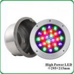 IP68 Stainless Steel Swimming Pool Underwater LED Lightings