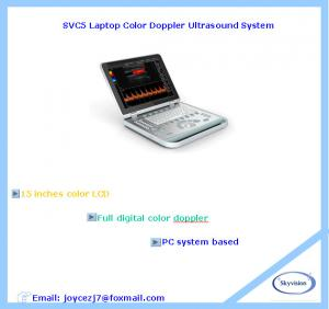 China New general handheld/portable color doppler ultrasound scanner with 3D software on sale