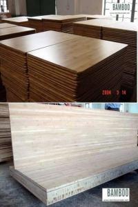 China Bamboo Board- Horizontal/Vertical on sale