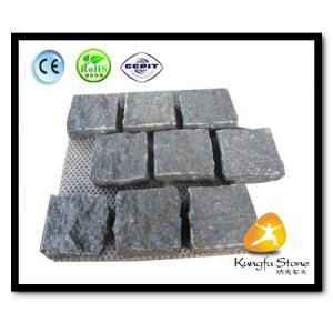 China Xiamen Kungfu Stone Ltd supply Split Net G684 Cobblestone For Paving Stone on sale