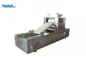 China Automatic Energy Bar Making Machine Stainless Steel Square Crisp Production on sale