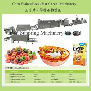 China Automatic breakfast cereal/fruit loops/coco pops machine on sale