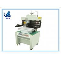 China LED Semi Automatic Stencil Printer Leader Manufacture SMT PCB Screen on sale