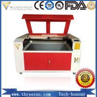 TL6090-80W laser cutting and engraving machine. THREECNC