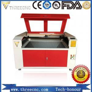 China Profession laser manufacturer cheap laser engraving machine TL1390-100W. THREECNC on sale