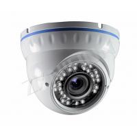 """Ceil Mounted 3.5"""" IR Vandalproof Dome Camera With 3-Axis Cable, Bracket, Double Chassis"""