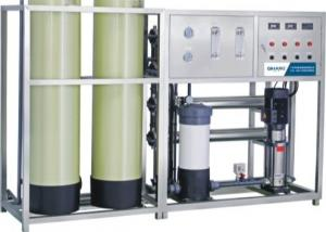 China Domestic SS316L 5T RO Water Treatment Equipment on sale
